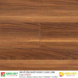 Sàn gỗ Kienviet Floor KV6019 | 12mm