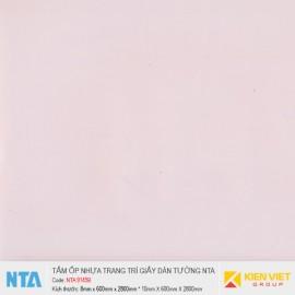 Tấm ốp nhựa vân giấy dán tường NTA 9145B | 8mm