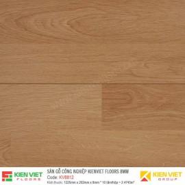 Sàn gỗ Kienviet Floor KV8812 hèm V | 8mm