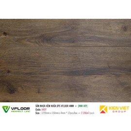 Sàn nhựa hèm khóa SPC Vfloor V407 | 4mm