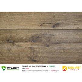 Sàn nhựa hèm khóa SPC Vfloor V408 | 4mm