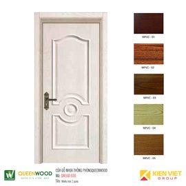 Cửa gỗ nhựa thông phòng Queenwood QW16D-830 nhiều hơn 2 pano