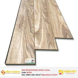 Sàn gỗ Bestchoice BF910   8mm