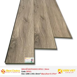 Sàn gỗ Bestchoice BF911   8mm