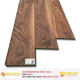 Sàn gỗ Bestchoice BF912   8mm