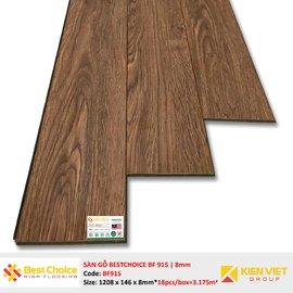 Sàn gỗ Bestchoice BF915 | 8mm