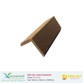Thanh nẹp góc EcoWood EW-5050 | 50x50mm